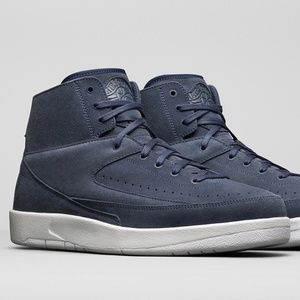 Jordan Shoes - Nike Air Jordan 2 Deconstructed Thunder Blue 9-13